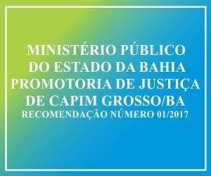 Recomendação nº 01.2017 (1)
